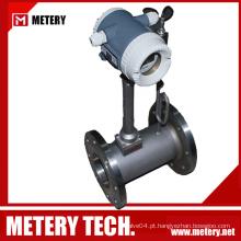 Medidor de fluxo do vortex do vapor superaquecido Metery Tech.China