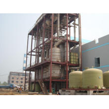 Continuous Crystallization Evaporator for Yeast Waste Water
