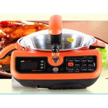 Machine de cuisson automatique Robot de cuisine automatique Wok Cooking Pot Cooking Machine