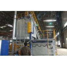 Aluminiumlegierung, die Wärmebehandlungsofen löscht