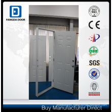 Prehung Steel Door with Galvanized Steel