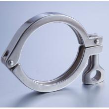 Нержавеющая сталь Санитарно-гигиенический одношпиндельный зажим (IFEC-CR100001)