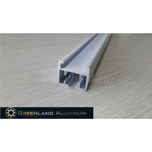 Алюминиевый профиль для порошкового покрытия с электроприводом для занавесок, белый цвет