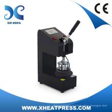 Máquina manual de imprensa de calor de chapa digital DIY