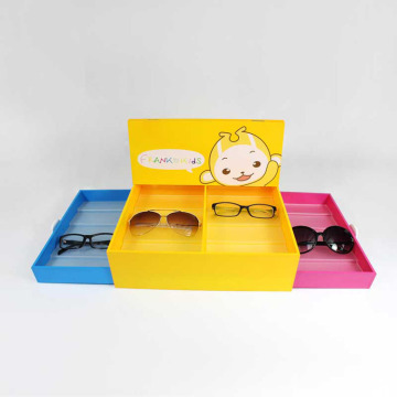 Akryl Retail Sunglass Display Case