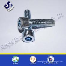 Stainless Steel 304 Asme Hex Socket Cap Screw