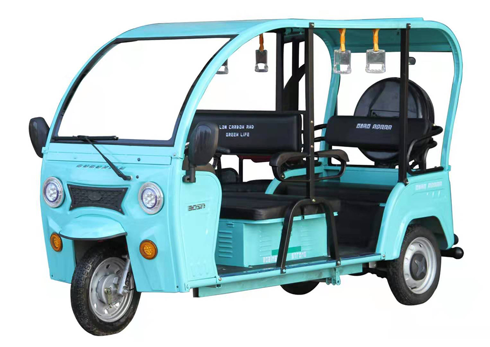 electric rickshaw four wheeler