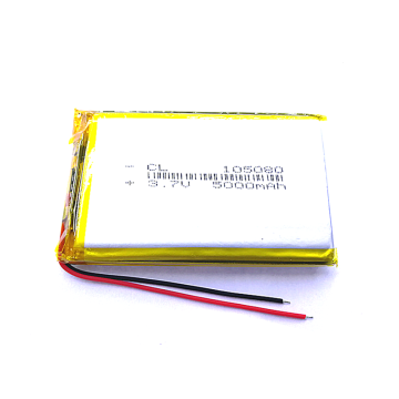 105080 5000 mAh Lithium-Polymer-Batterie