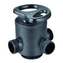 Válvula de filtro manual para uso doméstico