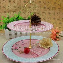 Fashionable Ceramic Melamine Plates Wholesale