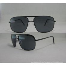 Gafas de sol calientes del metal de la marca de fábrica de la venta con el espejo para el hombre / la mujer 263048