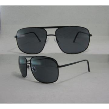 Hot Sell Fashion Brand Óculos de sol de metal com espelho para homem / mulher 263048