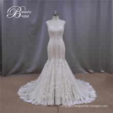 Floor Length Mermaid Bridal Gowns