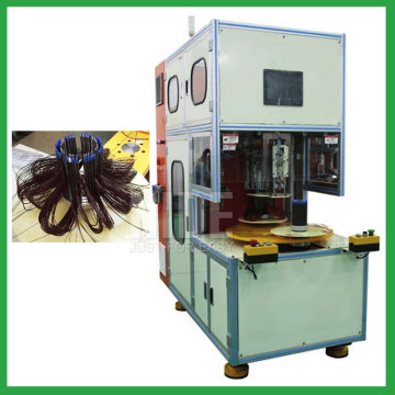 Auto table fan motor transformer stator coil winding machine