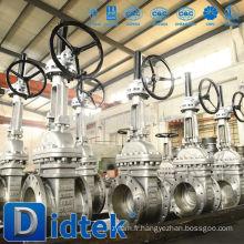 Vanne Monte K500 de Petrifaction Didtek