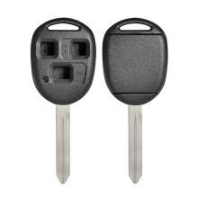 High Quality Car Keys D-SHELL With TOY47 Key Blade Key Shells For Toyota  TOY-YK-082
