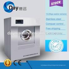 Máquina de lavar roupa profissional de 20 kg