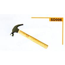2016 Chine Claw Hammer avec poignée Black-Laquerde