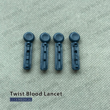 Lancetta di sangue usa e getta Twist Needle