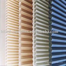 Honeycomb plissé aveugle