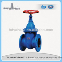 Casting Steel Non-rising Stem Cuniform Gate Valve