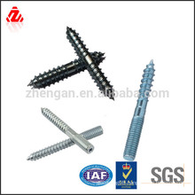 Metal-wood dowel screw