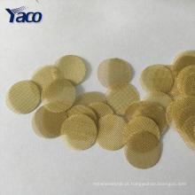 304 tela Titanium de aço inoxidável da tubulação de fumo do tabaco 7.5-19mm