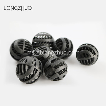 16mm Black Biological Bio Balls Aquarium Fish Pond