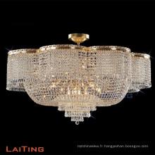 Empire lustre en bronze éclairage dans dubai plafonnier moderne