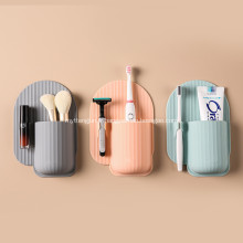 Support de brosse à dents en silicone Support de rasoir pour dentifrice