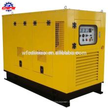 China-Lieferant Weifang Motor Herstellung leiser Diesel-Generator oder Aggregat