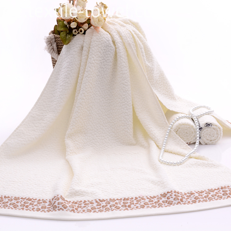 Pure Cotton Bath Towel
