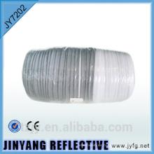 cinta de ribetear tela reflectante de alta visibilidad para la ropa