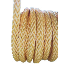 Yly Hot Selling Discount Polyester UHMWPE Marine Rope for Mooring