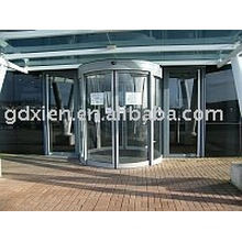 Supply CN Automatic Curved door system ( CE approved)
