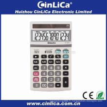 Utilisant la calculatrice de taxe fiscale calculatrice de coût avec grand solaire JS-130TS