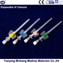 Medical Disposable IV Cannula/IV Catheter Butterfly Type