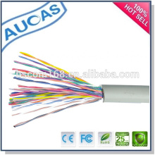 multi pair outdoor twisted rj11 rj45 telepohne cable/systimax multi core copper cat3 cable