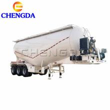 Remorque de réservoir de ciment de camion de ciment d'approvisionnement direct d'usine
