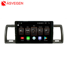 Hot Selling Car Screen Radio Android8.1 Car DVD Player  Car audio system For 2018 Toyota Hiace
