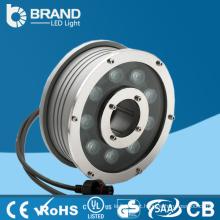 CE & RoHS aprovado cor RGB mudança impermeável LED Light