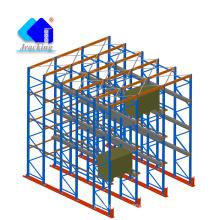 warehouses quality glass transportation racks (trolleys)