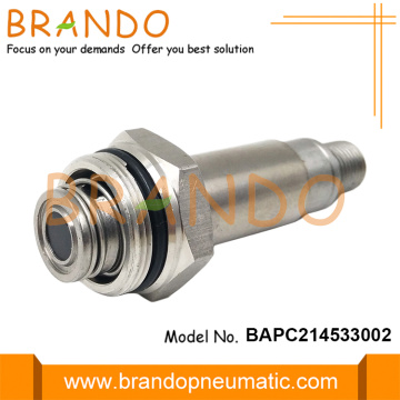 M20 Thread Seat 14.5mm OD Stainless Steel Plunger