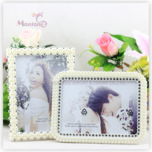 """Promotion Sexy Girl Plastic Pearl Love Photo Picture Frame (5""""X7"""")"""