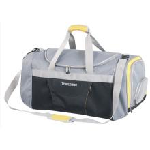 Duffle bolsa con bolsa de la botella para viajar