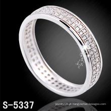 Anel de prata da jóia da forma dos estilos 925 novos (S-5337. JPG)