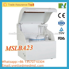 MSLBA23M High quality Full automatic biochemistry analyzer Full automatic Biochemical Analyzer