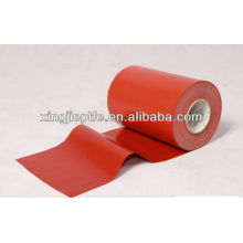(0.40mm Thick)High temperature and insulation resistance Silicone Rubber Coated Fiberglass Cloth/Fabric