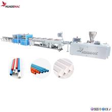 Máquina para fabricar tubos de PVC de 2 hilos