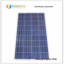 150W de alto rendimiento Poly-cristalina del panel solar del silicio / módulo solar